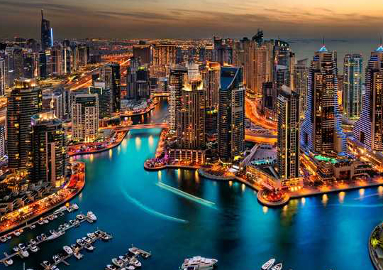 business centers in dubai
